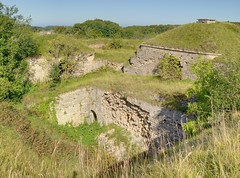 Fort du Lomont (ComputerHotline) Tags: old france ruins fort fortifications hdr franchecomt fra vieux hdri abandonned ruines urbex abandonn lomont fortdulomont chamesol