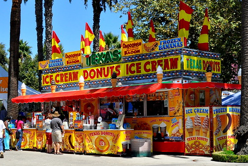 LA County Fair 2011 - Opening Day