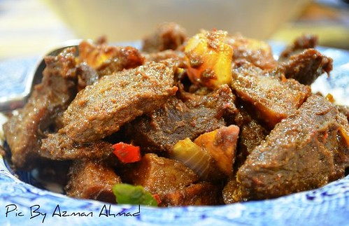 daging kurma manis