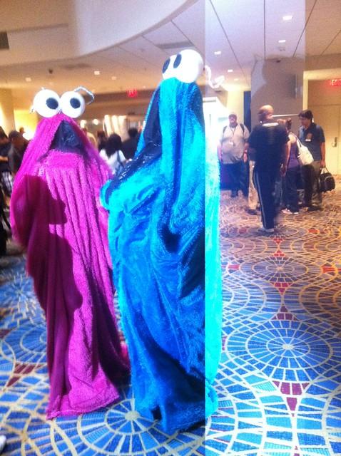 2011 Dragoncon Muppets