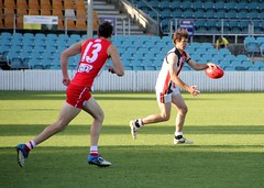 NEAFL Ainslie SF 2011 26 Lawless I