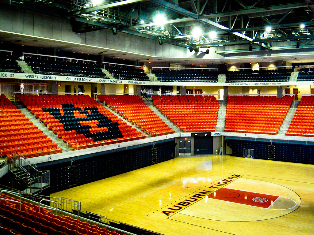 Auburn Arena by hyku, on Flickr