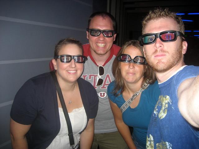 Star Tours 3D!