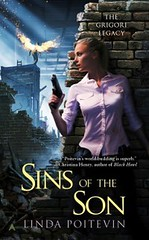 March 27th 2012 by Ace           Sins of the Son (Grigori Legacy #2) by Linda Poitevin