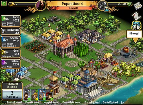 Top 15 Facebook Strategy Games Worth Trying (2011)