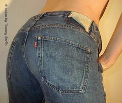 jeansbutt1057 (Tommy Berlin) Tags: men ass butt jeans ars levis 501