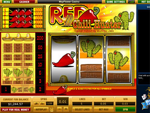 Red Chili Hunter slot game online review