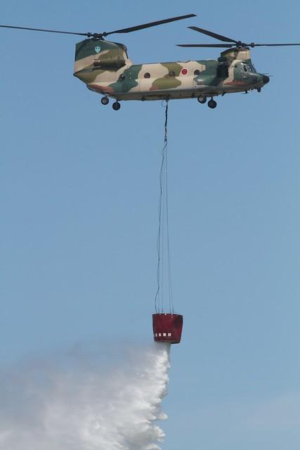 JASDF CH-47