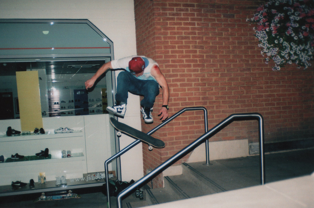 The World's Best Photos of boardslide and stairs - Flickr