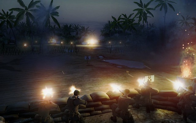 Men of War: Vietnam - Night Op