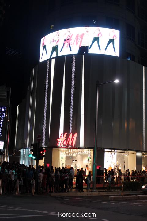 H&M Singapore