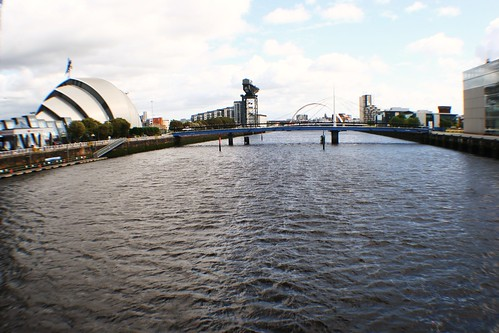 River Clyde at Glasgow