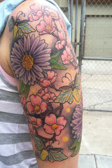 Shannon Mums Custom Tattoo San Diego PB Pacific Beach local best tattoo artist (Mums' Custom Tattoos) Tags: artist freehand lightsource design  tattoomachine custom amazing greyblack tattooartists lines beautiful painting art fine picture ink muscle illustration tat lighting 12sleeve flow skin color drawing composition tattoo contrast light lightiningbug tattoo tattoos tattoo ink dark lines worksymbolism taperedlines lineworklineshadingmumscustomtattoos whip shadingblood lineneedleblack workboldnesscalligraphycleancontour depth filler finelines flow hues sculptedsculptedlinesshape purplepinkflowersdogwooddaisyfirefly japaneseepic