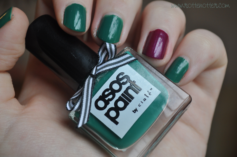 notd asos paint by ciate pixie nail polish 02