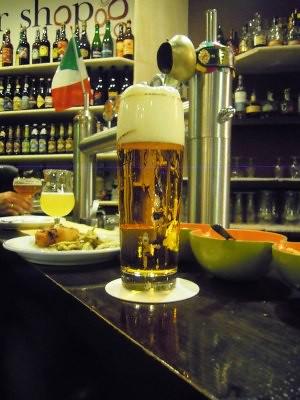 Una birra, foto di Nicoletta D'Alessandro