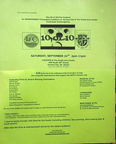 9-24-11 Film Fest