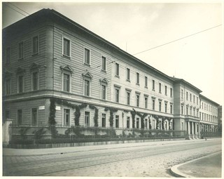La sede di via Venini