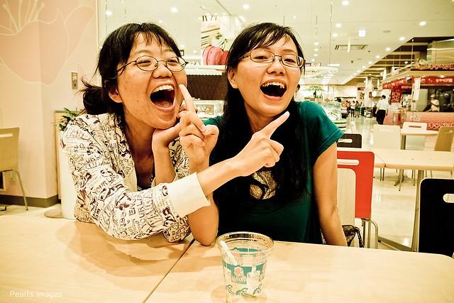 靜欣 & Me