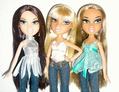 Forever Diamondz Girls (Fashion_Luva) Tags: katia forever bratz fianna vinessa diamondz mgae
