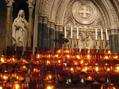 Solemn Light at Saint Patrick's Cathedral