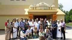 Interfaith Seminar Visit to Hindu Temple (Hartford, CT)