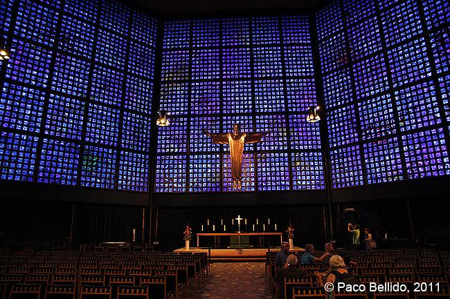 Berlín - Iglesia Memorial Kaiser Wilhelm