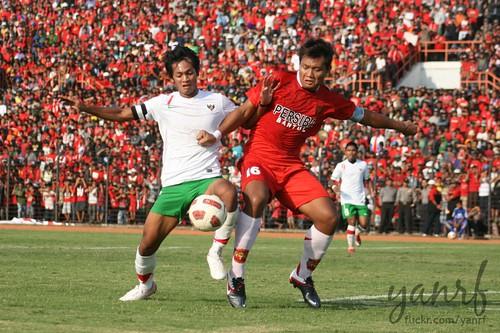 Yongki Ariwibowo vs Wahyu Wijiastanto