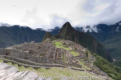 Machu Picchu, from Main Gate