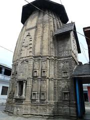 Lakshmi Narayan temple shikhar