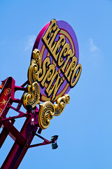 Electro Spin (elrina753) Tags: nyc newyorkcity usa newyork brooklyn unitedstates parks amusementpark rides themepark astroland astrolandpark
