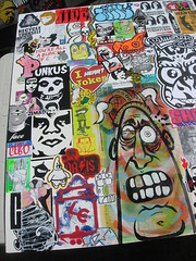 large combo, left half (andres musta) Tags: party toronto glossy block collective solid epilepsy 2011 jice1