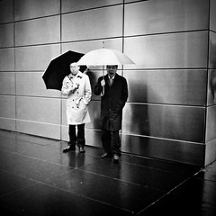 """Yawn Under the Rain"" (Sion Fullana) Tags: nyc people urban blackandwhite newyork classic blancoynegro rain rainyday streetphotography trenchcoat characters yinyang umbrellas allrightsreserved newyorkers newyorklife businessmen iphone urbanshots blackumbrella urbannewyork mobilephotography decisivemoments waitingontherain iphonephotography iphoneshots reflectivefloor camerabagapp iphoneography metallicwall iphoneographer sionfullana bestofrain raininnewyorkcity exposicinmadrid holdingumbrellas greatiphonephoto bestofiphoneography fantasticbodylanguage instantmono greatrainphotos greatumbrella twojapanesemen japanesemenintherain greatiphoneography bestofstreetphotography throughthelensofaniphone eyephoneography1 eyephoneographyexhibit madridexhibit"