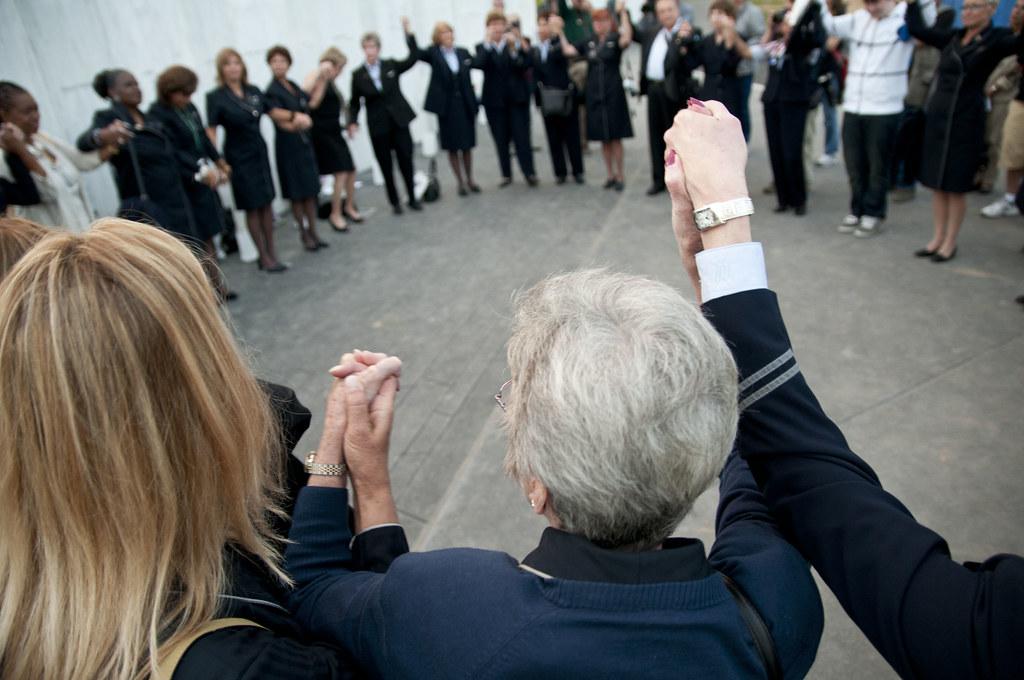 Flight 93 Memorial Unveiling