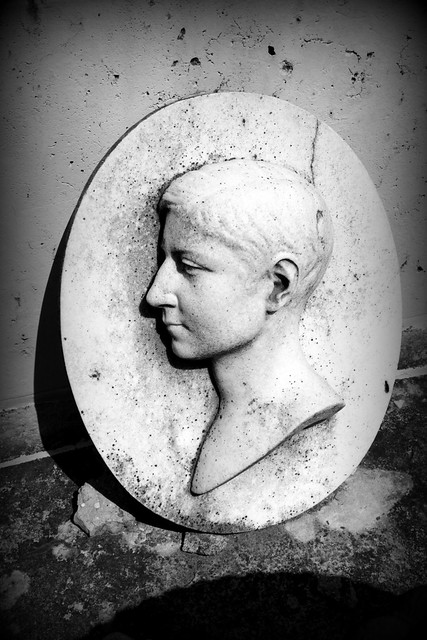 Cameo of a young Boy