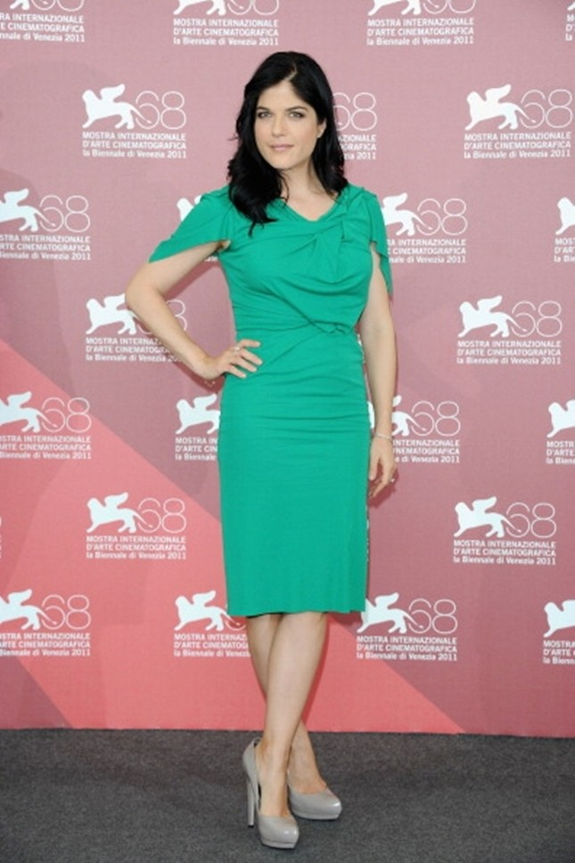 3 - Selma Blair - Photocall Dark Horse
