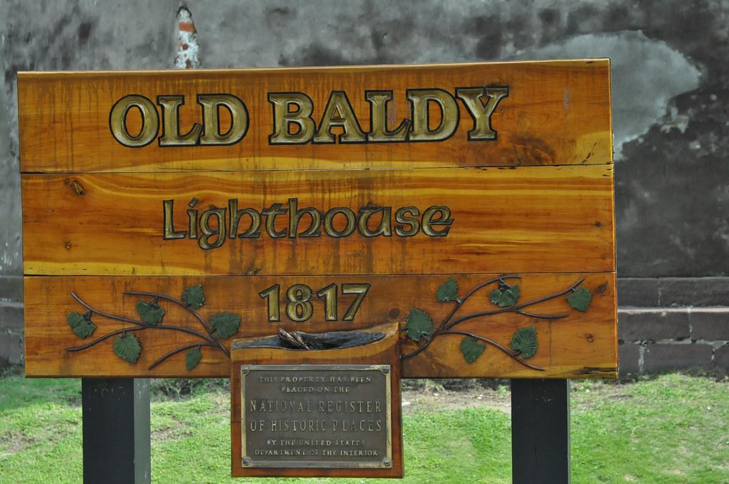 BHI Baldy sign