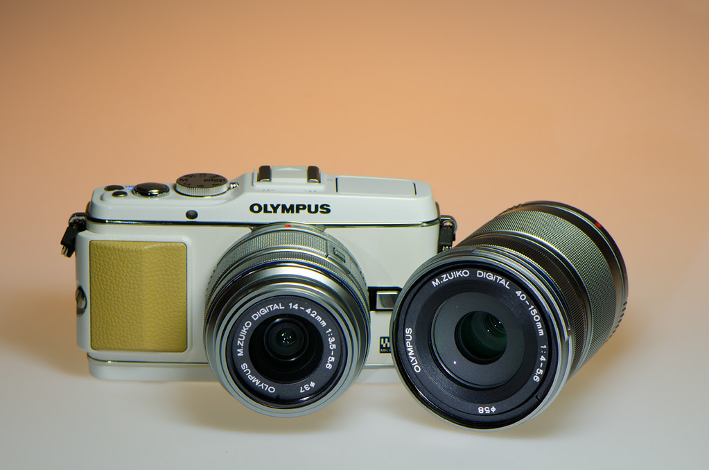 Olympus EP-3
