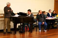 Utopia Limited Cast (_setev) Tags: newzealand music opera comedy stage stephen musical sing nz gilbert otago dunedin sullivan mayfair gs savoy utopia act murphy rehearse setev downunderphotos stephenmurphy ragspt