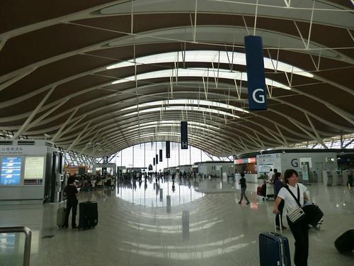 ShangHai PuDong Terminal 2