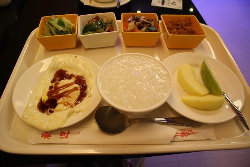 [台湾2.5] 微風商旅 Wish Hotelの朝食