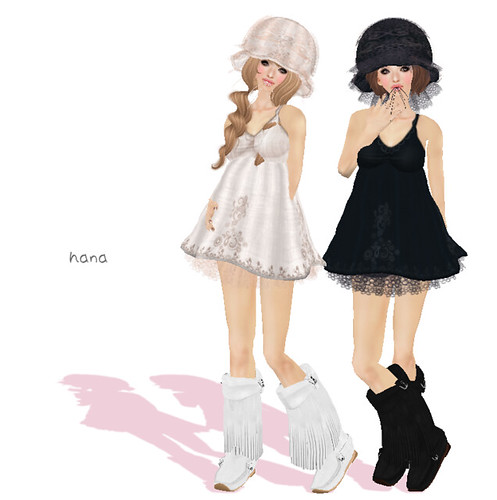 (LB)xxYOMESHOUOJOxx *iria dress*