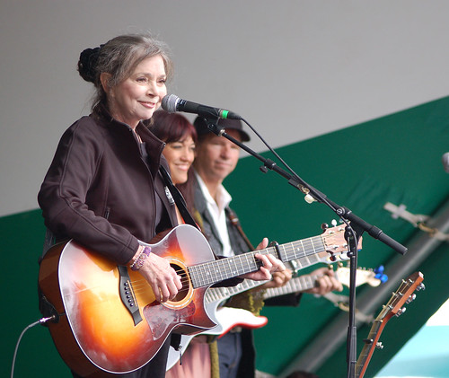 Nanci Griffith - EFMF 2011 by raise my voice