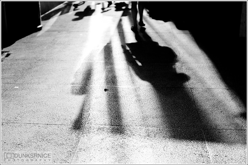 Shadow B&W.