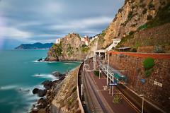 Manarola, Italy (hak87) Tags: italy train europe terre manarola cinque