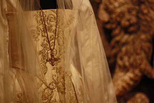 Costume from the Tudors
