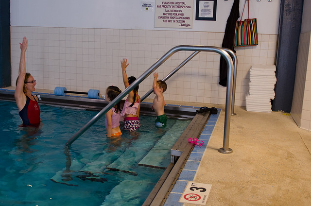 Swimming Lessons August 1 2011-11