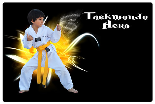 TaeKwonDo Hero by Rodolfo García Photography