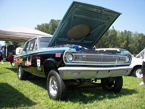 Gasser Dodge 1965 Dodge Coronet Gasser