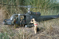 Time For Lift-Off (cyko_9) Tags: wild rock gijoe bill hawk huey roll doc hog uh1