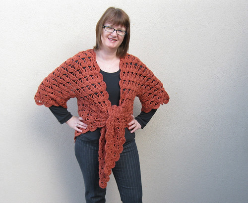 Free Crochet Zen Jacket Pattern : I need some Zen?. thornberry